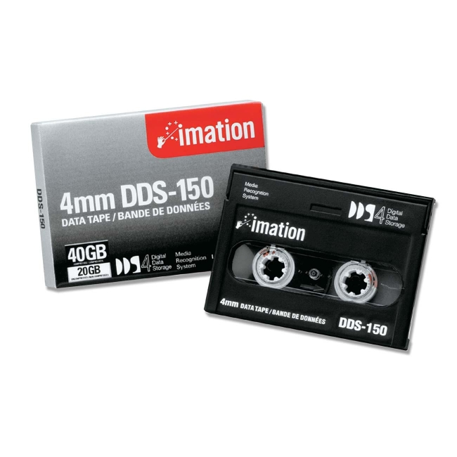 Imation 40963 Data Cartridge - DAT - DDS-4