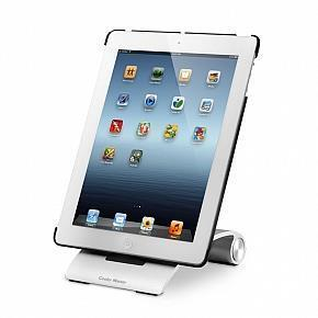 Stylish EPOS Rotating point of sale stand ideal for Ipads 2/3/4