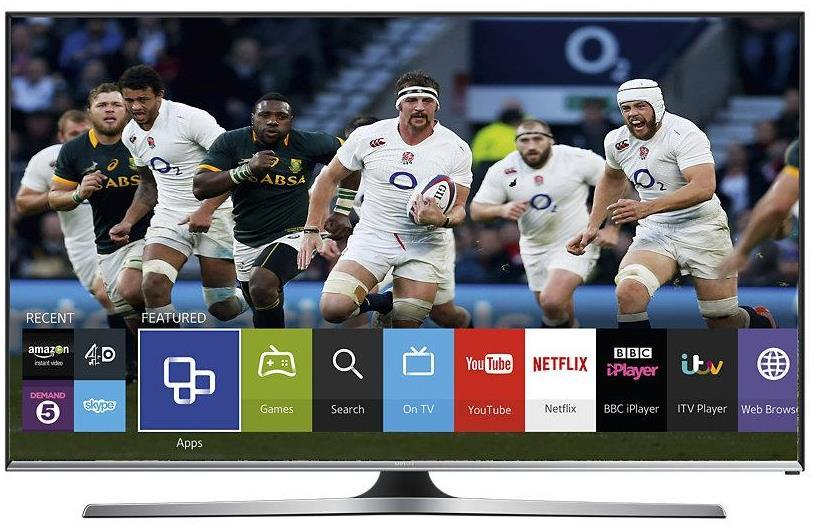 "Samsung 32"" J5500 5 Series Full HD Smart 3D LED TV"