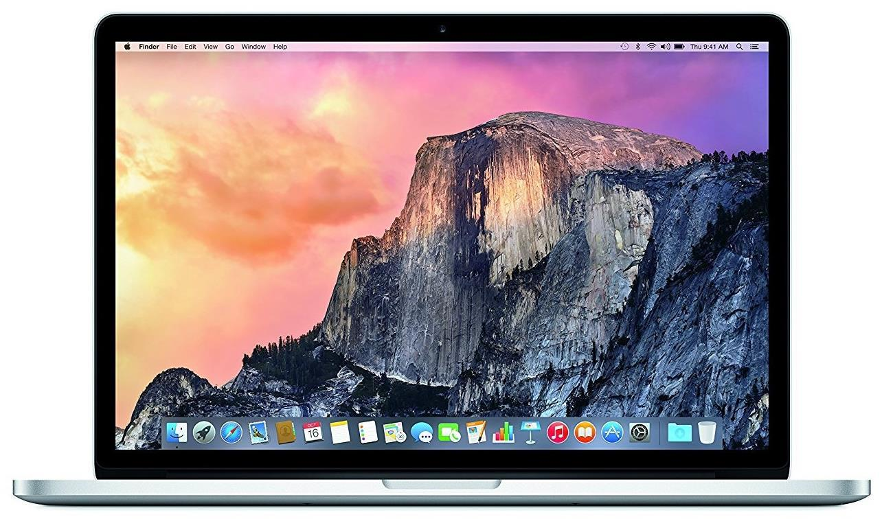 "Apple MacBook Pro 15"" with Retina Display - 2.2GHz Intel Core i7 - 256GB SSD"