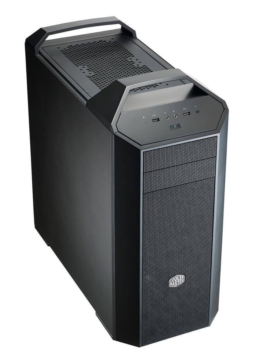 MasterCase 5 by Cooler Master Mid-Tower Case with FreeForm Modular System with Dual Handle Design