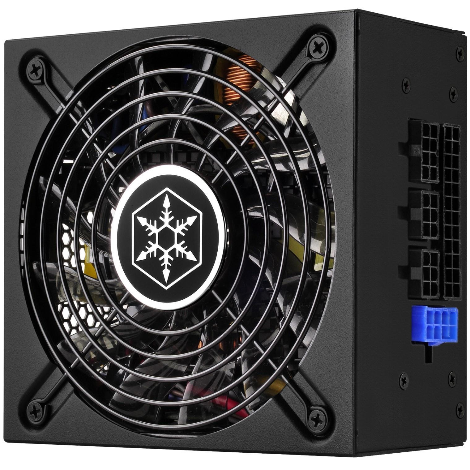 Silverstone SFX-L 500W '80 Plus Gold' Fully Modular Power Supply