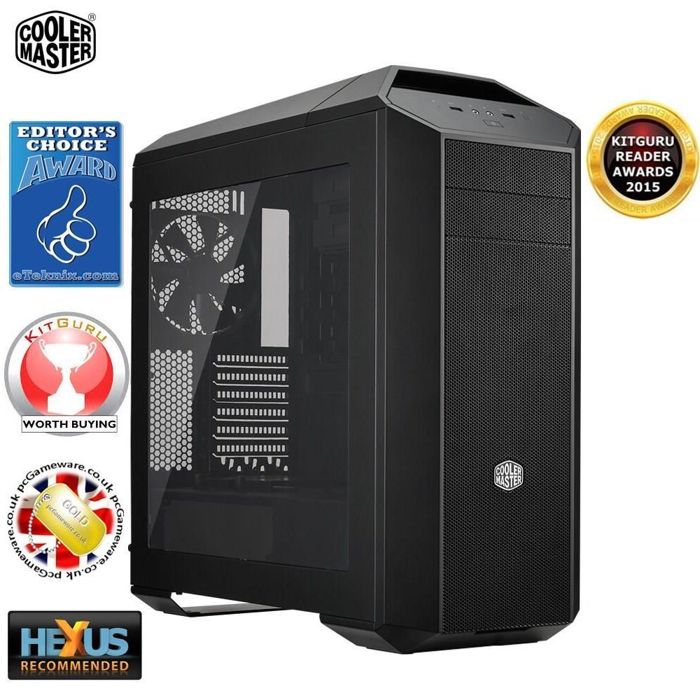MasterCase Pro 5 by Cooler Master Mid-Tower Case with FreeForm Modular System