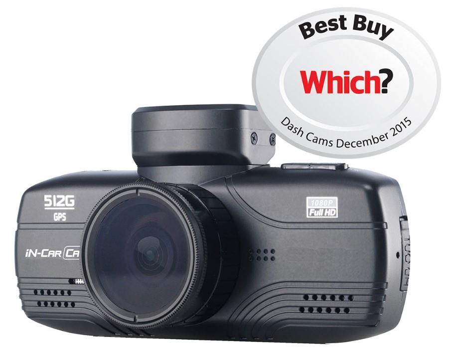 NEXTBASE iN-CAR CAM™ 512G dash cam