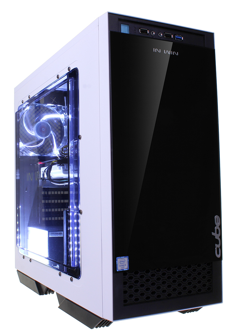 Cube Cosmic Gaming PC i3 Skylake with Geforce GTX 950 Graphics