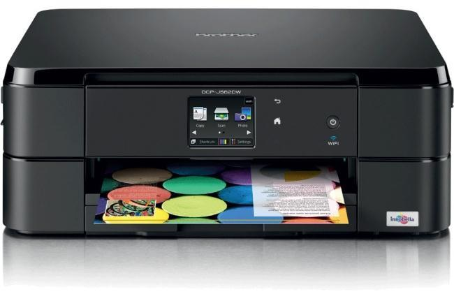 Brother DCP-J562DW compact A4 all-in-one colour Printer