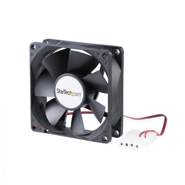 StarTech.com 80mm Dual Ball Bearing CPU Case Fan LP4