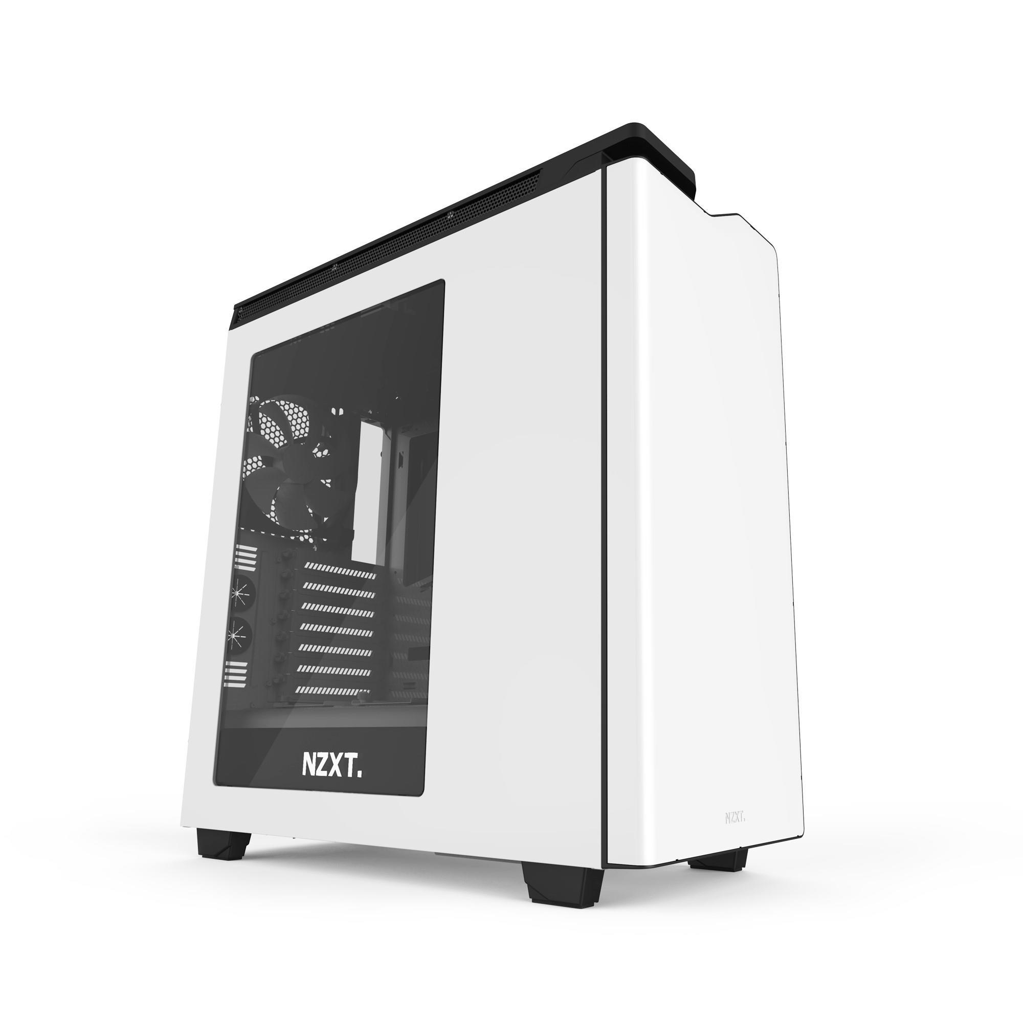 NZXT H440 New 2015 Edition Mid-Tower Case