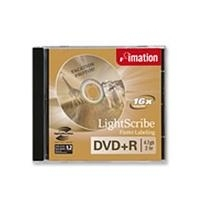 Imation 22384 DVD Recordable Media - DVD+R - 16x - 4.70 GB - 5 Pack