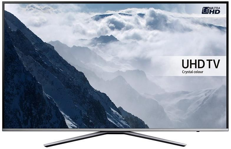 "Samsung 40"" KU6400 6 Series UHD Crystal Colour HDR Smart TV"
