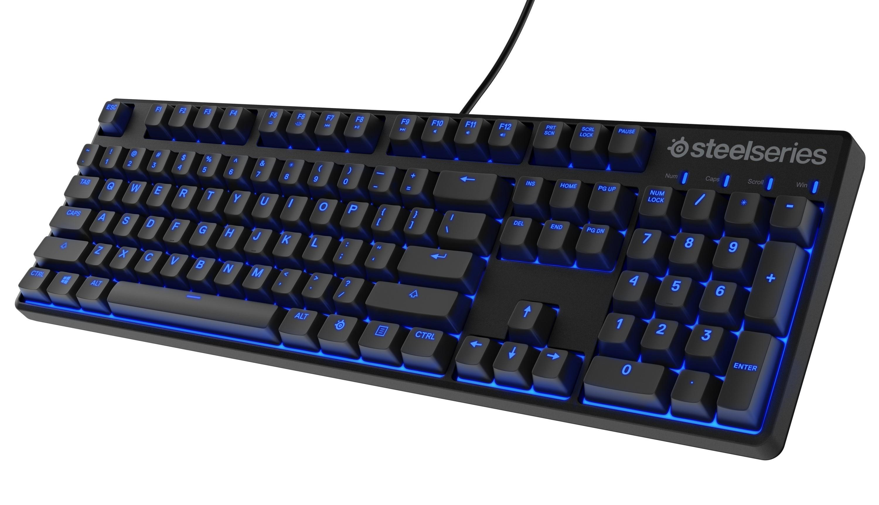 NEW!! SteelSeries Apex M500 Cherry MX Red Mechanical Gaming Keyboard