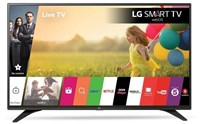 "LG 32LH604V 32"" LG Smart TV with webOS"