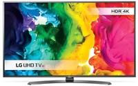 "LG 49UH661V 49"" Ultra HD 4K Smart LED TV"
