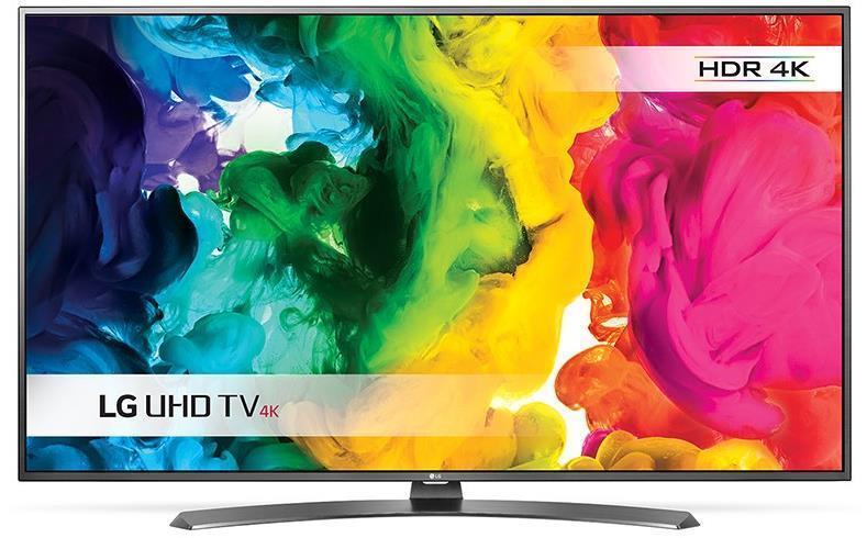 "LG 55UH661V 55"" Ultra HD 4K Smart LED TV"