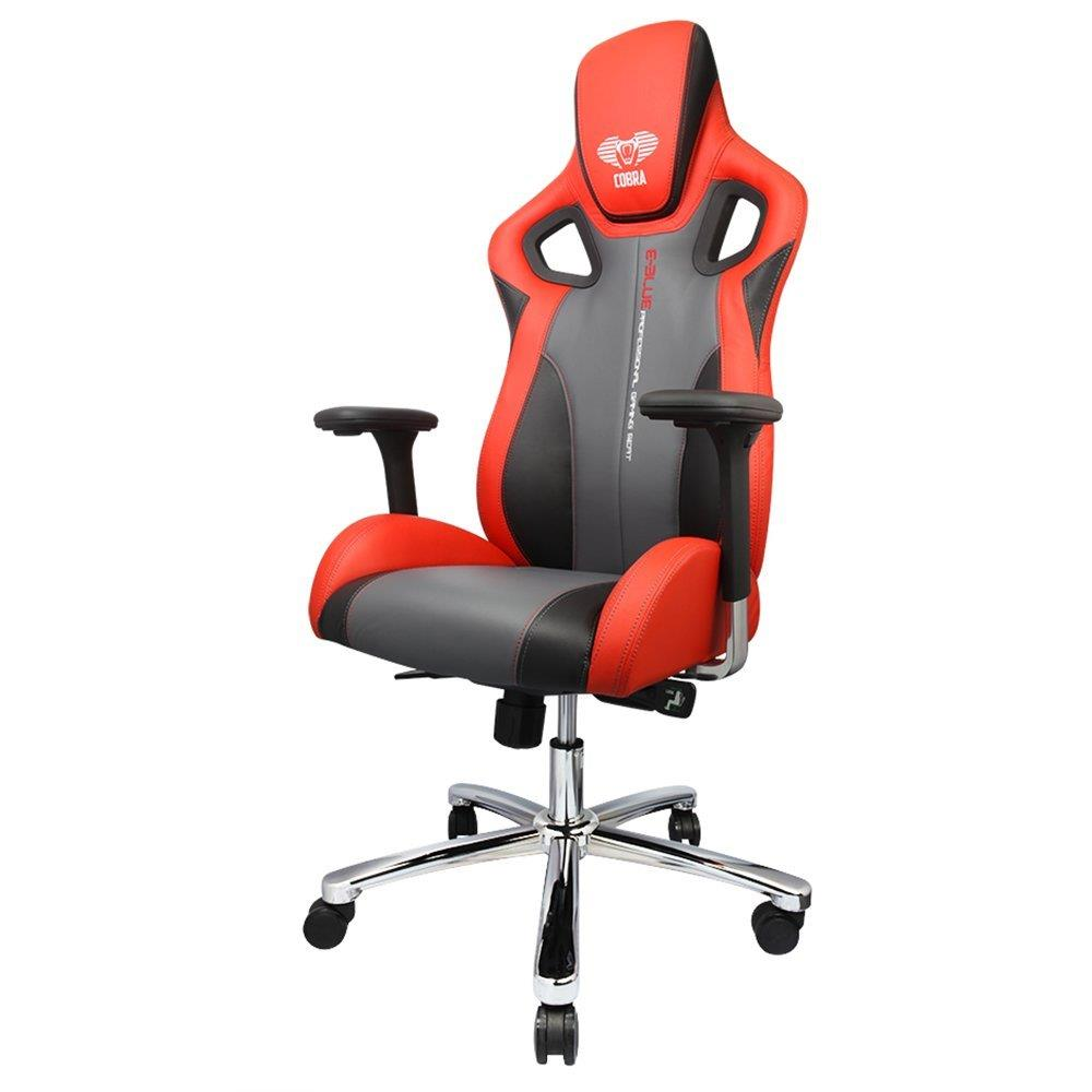 E Blue Cobra X Pc Metal Gaming Black Red Grey Chair Electronic Mousepad Type M Chairthree Year Warranty Double Holes Design For Maximum Breathability Padding And Backrest Contains