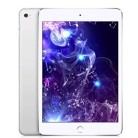 Apple iPad mini 4 with Wi-Fi – 32GB – Silver