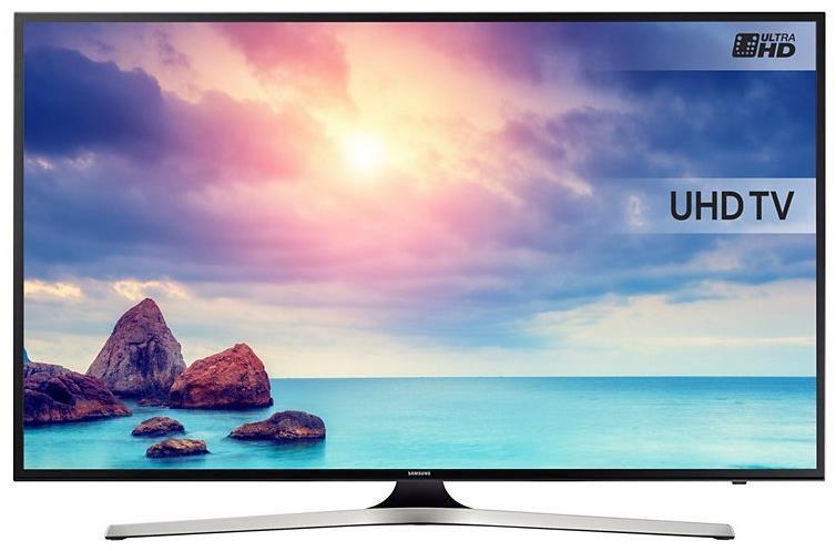 "Samsung UE55KU6020 55"" Smart LED 4K Ultra HD Freeview HD TV"