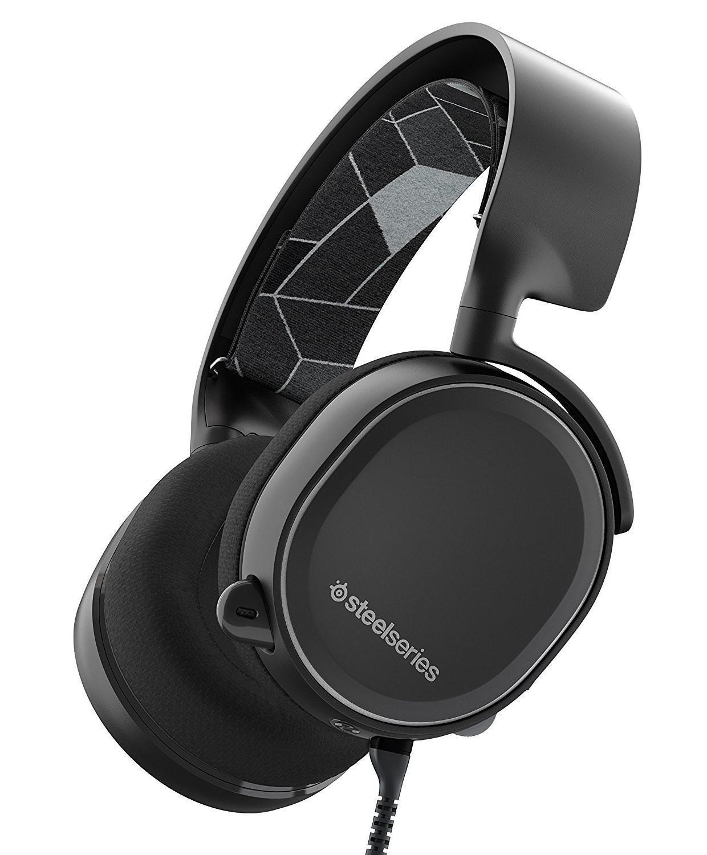 Corsair Gaming Void Rgb Usb Dolby 71 Headset Carbon White Steelseries Arctis 3 Surround Black