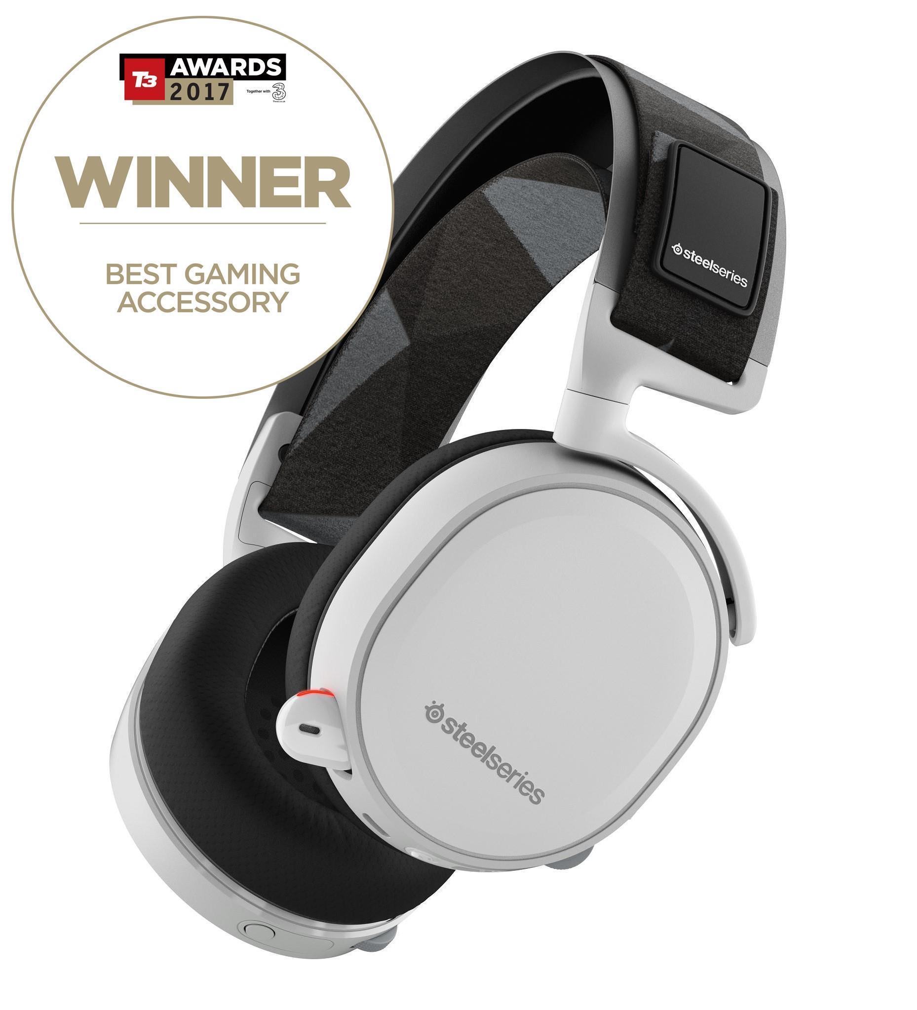 Corsair Gaming Void Rgb Usb Dolby 71 Headset Carbon White Steelseries Arctis 7 Surround Lag Free Wireless