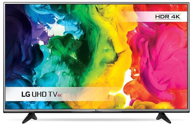 LG 60UH605V 60 Inch 4K Ultra HD Smart TV with WebOS