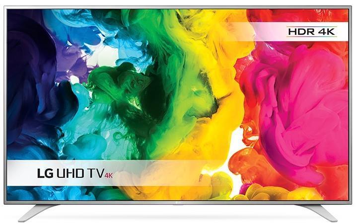 """LG 60UH650V 60"""" ULTRA HD 4K Smart TV"""