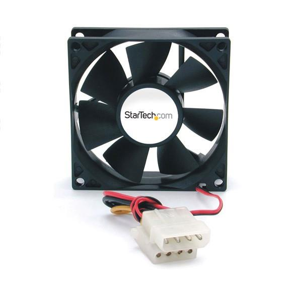StarTech.com 80mm Ever Lubricate Bearing CPU Case Fan