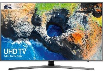 Samsung UE40MU6400 40 inch Ultra HD 4K Smart TV Silver