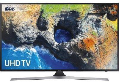 Samsung UE40MU6100 40 inch Ultra HD 4K Smart TV