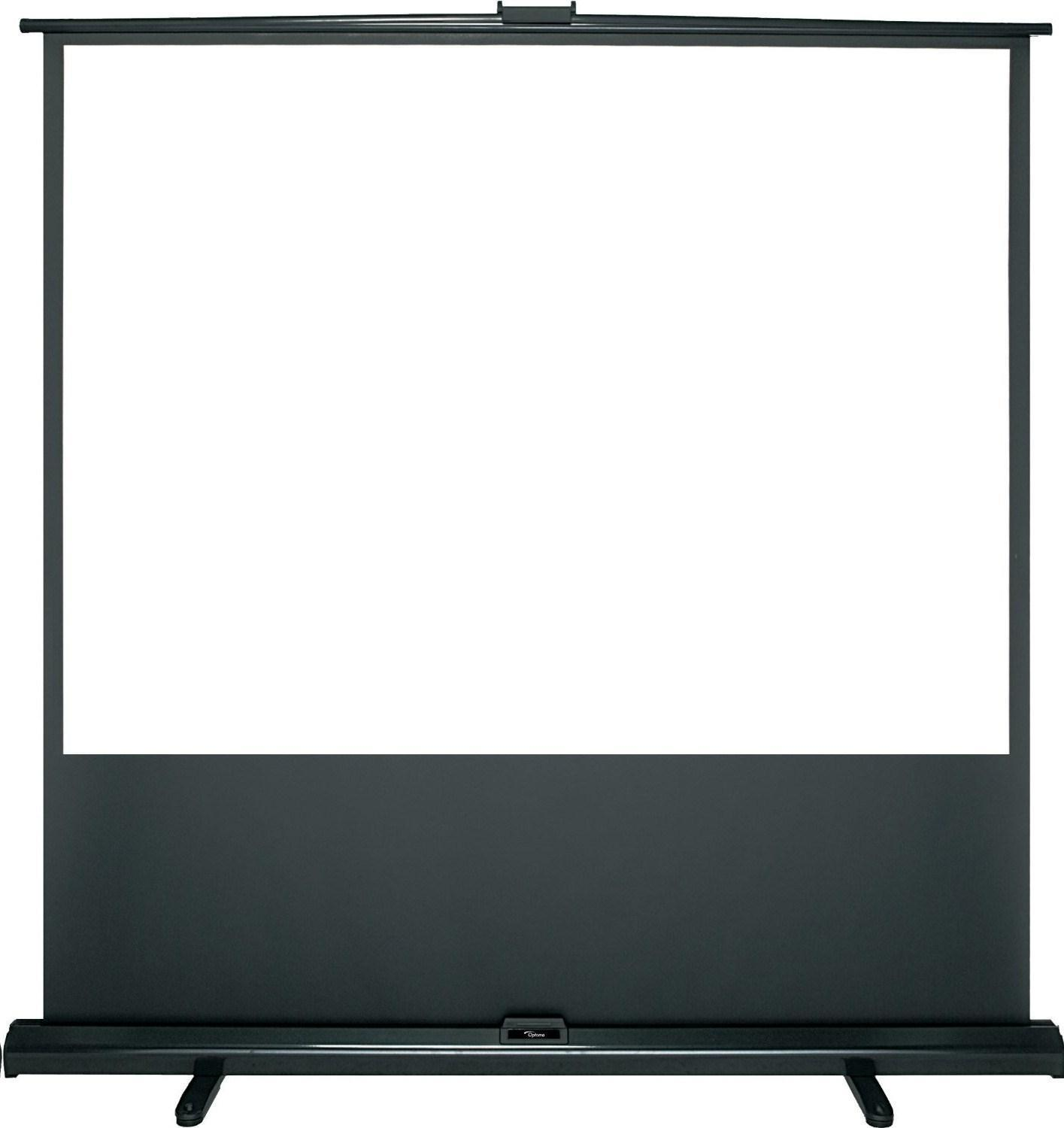 "Optoma Panoview DP-3072MWL 72"" 4:3 Pull Up Portable Projection Screen"