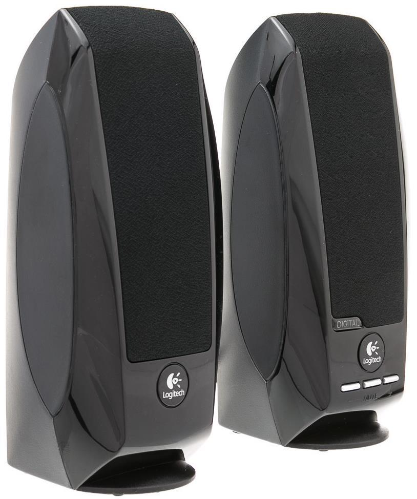 Logitech S-150 2.0 USB Powered 2 Speaker System