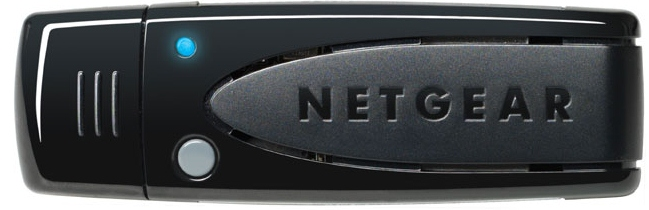 Netgear RangeMax WNDA3100 USB Dual Band Wireless N Adapter