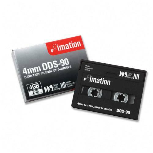 Imation 42818 Data Cartridge - DAT (2 GB (Native) / 4 GB (Compressed) - 1 Pack)
