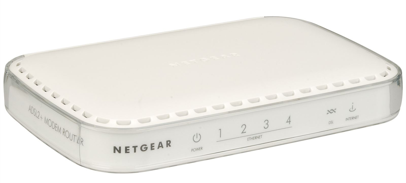 Netgear DG834UK ADSL2+ Router with 4 port 10/100 Mbps Switch