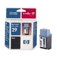 Genuine HP No.29 Black Print Cartridge