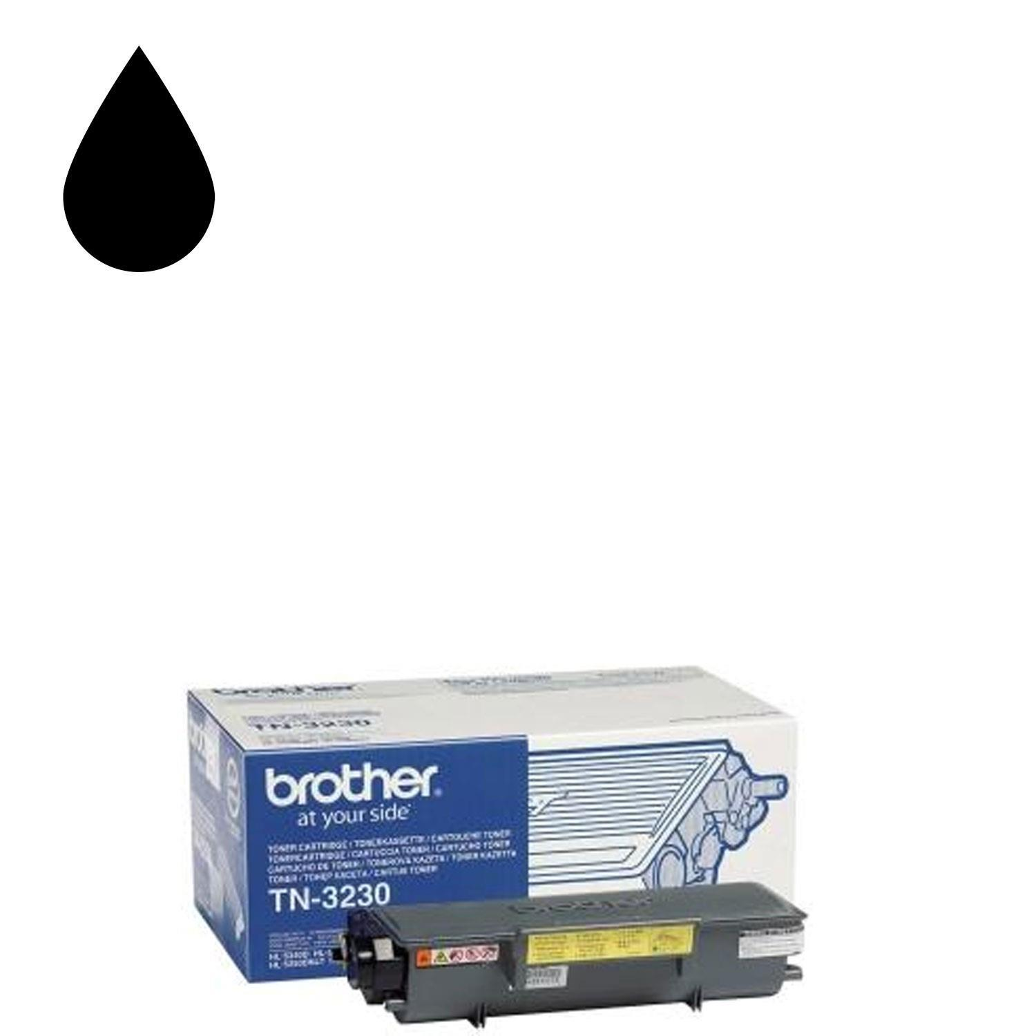 Brother TN-3230 Toner Cartridge - Black
