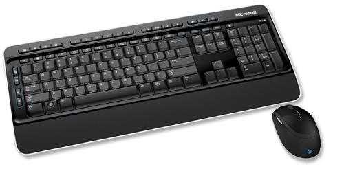 Microsoft 3000 Wireless Keyboard & Mouse Set
