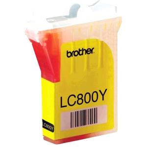 Brother LC-800Y Ink Cartridge - Yellow