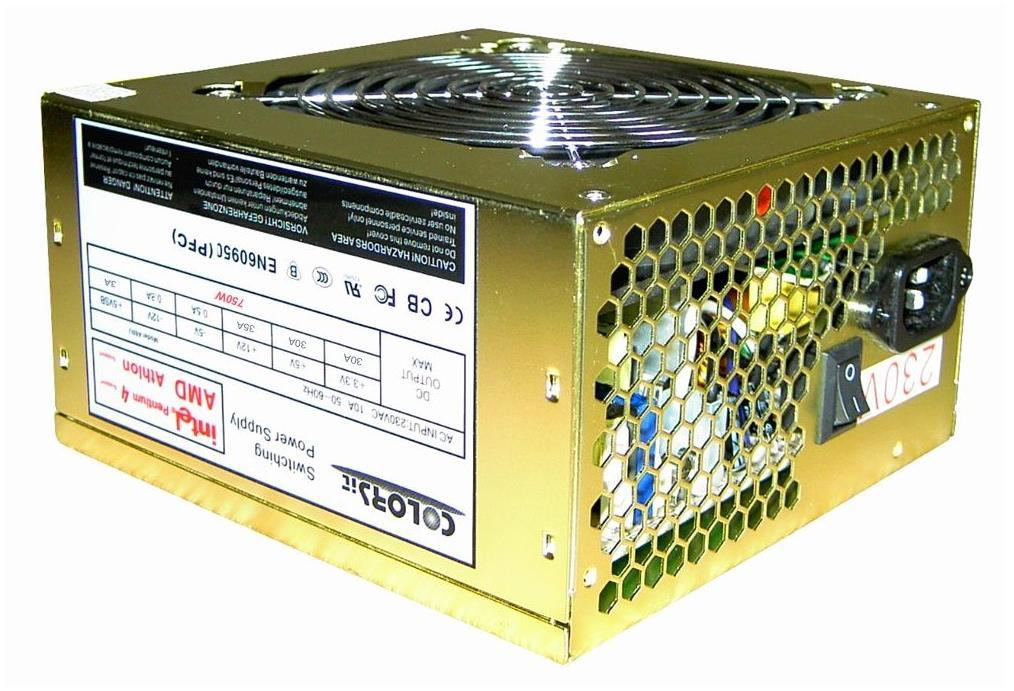 CiT Gold 750W PSU