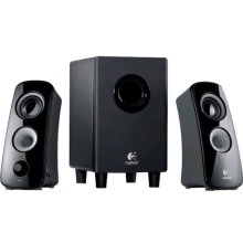 Logitech Z323 2.1 Speaker System with headphone socket inc sub