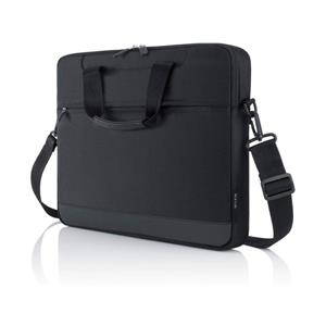 "Belkin Lite 15.6"" Business F8N225EA Notebook Case - Nylon - Black (Top-loading - 39.6 cm (15.6"")Nylon - Black)"