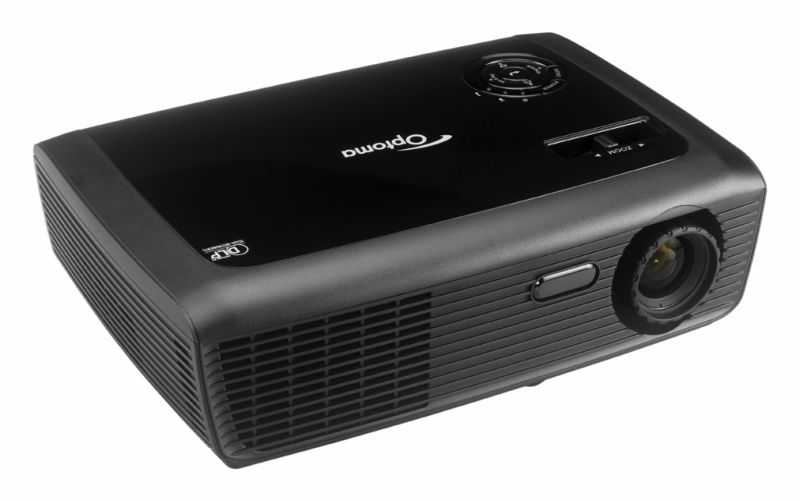 Optoma EW536 Mobile Widescreen Projector