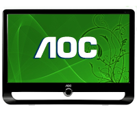 "AOC F22+ 21.5"" LCD Widescreen Display"