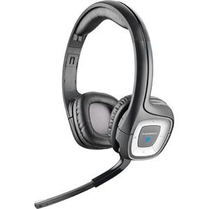 Plantronics Audio 995 Wireless RF Stereo Headset