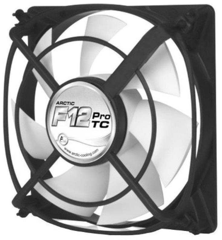 Arctic Cooling Arctic F12 12cm 120mm Pro TC Case System Fan