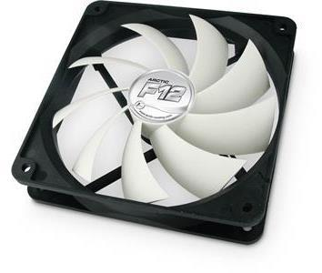 Arctic Cooling Arctic F12 Case System Fan 12cm 120mm x 120mm