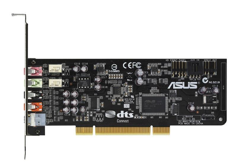 ASUS Xonar DS Sound Card