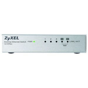 Zyxel Dimension ES-105A 5 Ports Ethernet Switch