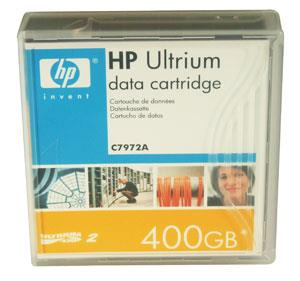 Hp - LTO Data Cartridge LTO2 200/400Gb