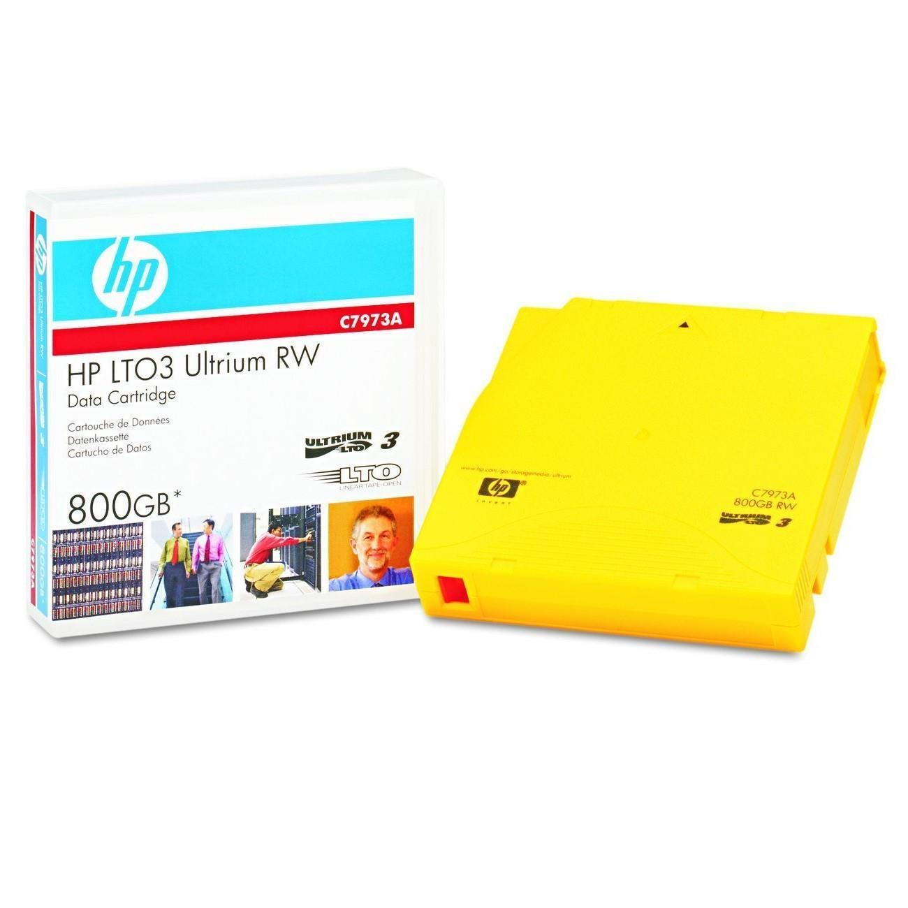HP Ultrium RW Data Cartridge Storage media - LTO Ultrium - 400 GB