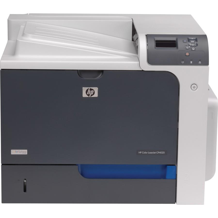 HP LaserJet CP4025N Colour Laser Printer